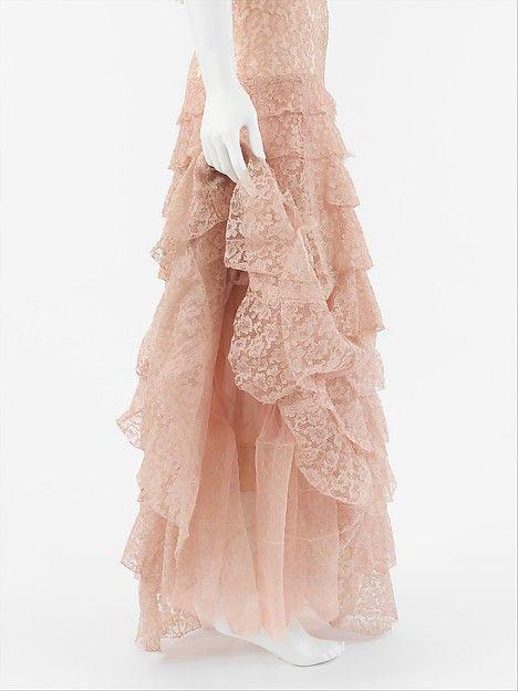 Evening Dress  Coco Chanel, 1930  The Metropolitan Museum of Art