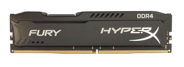 Kingston HyperX FURY 4GB DDR4 2133MHz CL14 (HX421C14FB/4)