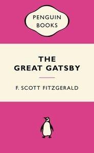 Great Gatsby Pink Popular Penguin