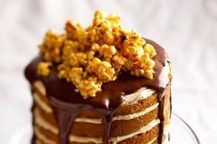 Level 78 - Peanut Butter & Chocolate Cake