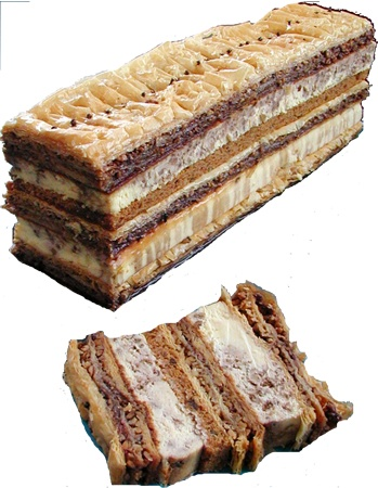 Baklava Cheesecake - Marietta Diner