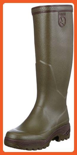 AIGLE Parcours 2 Khaki 44 UK 9.5 - Outdoor shoes for women (*Amazon Partner-Link)