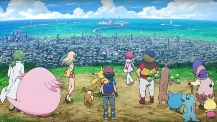 The official Japanese website for the upcoming anime feature filmPOKÉMON THE MOVIE: EVERYONE'S STORYreleased an exciting new trailer, in addition to a new poster visual introducing its five protagonists.
