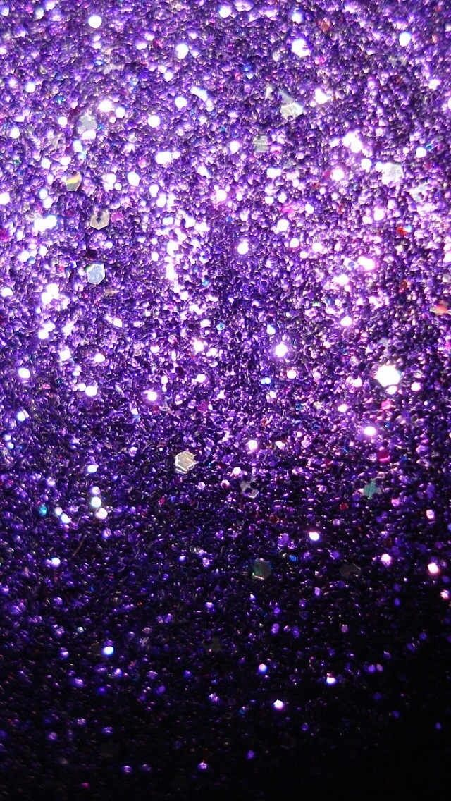 Purple sparks