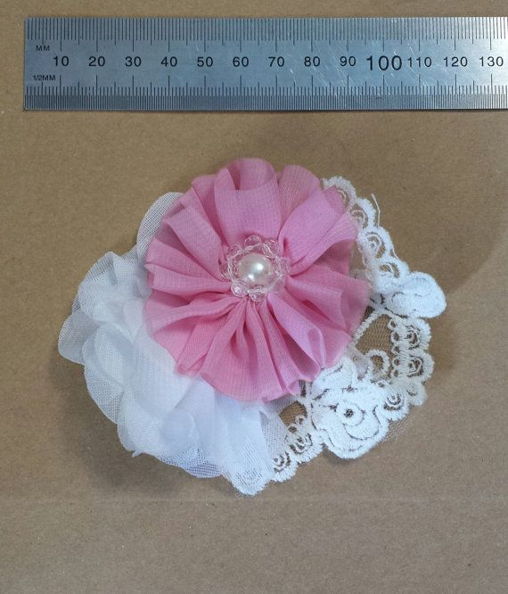 Hey, I found this really awesome Etsy listing at https://www.etsy.com/listing/221400290/pink-ballerina-flower-hair-clip-with