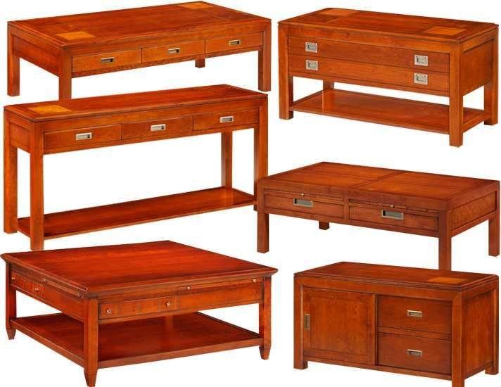 Lotus kersenhouten en eikenhouten meubelen klassieke meubels | Profita - Comfortabel Wonen