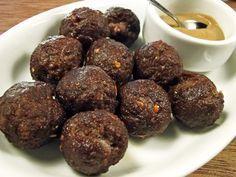 Almôndegas picantes ao molho de mostarda escura | Gastrolândia – por Ailin Aleixo