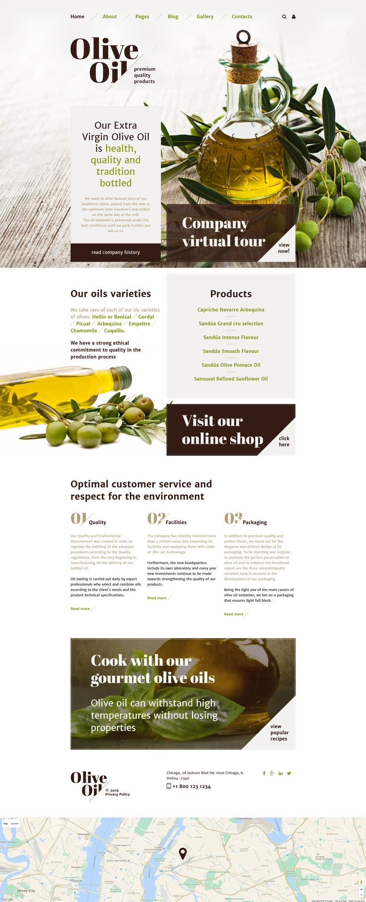 Food And Beverages Joomla Theme http://www.templatemonster.com/joomla-templates/olive-oil-joomla-template-58081.html