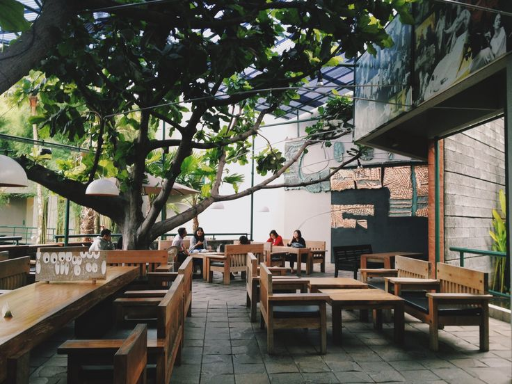 The coolest coffee shop in Bandung, Indonesia #loveindonesia