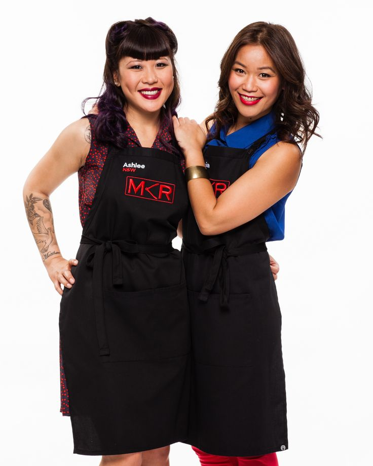 Ashlee and Sophia are up tonight on My Kitchen Rules! Tune in at 9pm ET on Gusto TV.