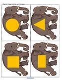 Elephants Theme Activities for preschool PreK and Kindergarten