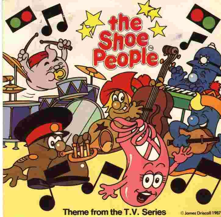The Shoe People - used to LOVE these :DDD