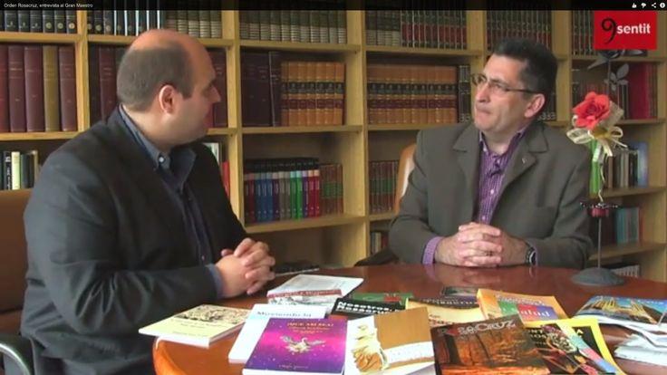 Orden Rosacruz, entrevista al Gran Maestro Hugo Casas