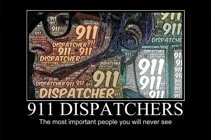 911 dispatchers I love my job.... Pinterest