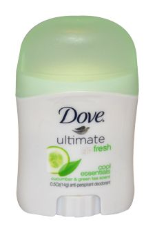 Deodorant: Dove happens to be my favorite and lasts all day. A MUSTTTT have
