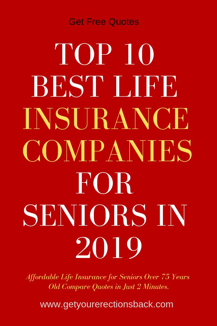Over 75 You Need To See This First Life Insurance For Seniors