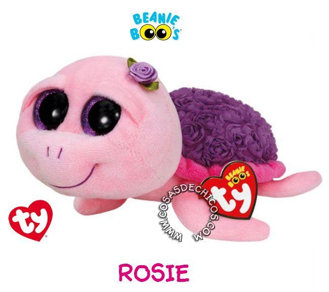 #Nuevos #Peluches #Beanie#Boos Marca #TY  . 100% #Originales! Hermosos #animalitos con ojos brillantes.  Super suavecitos. Medida: 15 cm. Coleccionalos!  Importador oficial: #Wabro. #CosasDeChicos #Animals #Tortuga #Rosie #Turtle