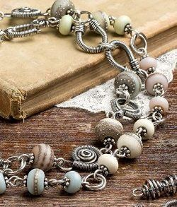 Just Wire and Pliers: 30 Unique Chain Links Plus 5 New Wireworking Tips from The Missing Link - Jewelry Making Daily - Blogs