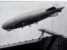 Zeppelin – Die Amerika-Fahrt des Z.R.III – Mit dem Luftschiff über den atlantischen Ozean – A. Wittemann