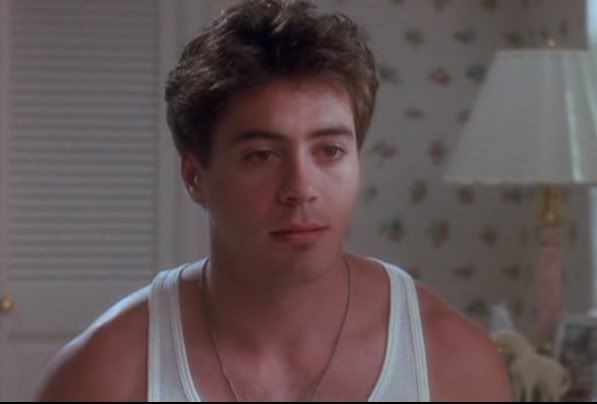 Robert Downey, Jr. Chances Are