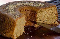 Maravilhoso bolo de aveia light! Uma delícia… Não engorda… E é tão fácil de fazer!