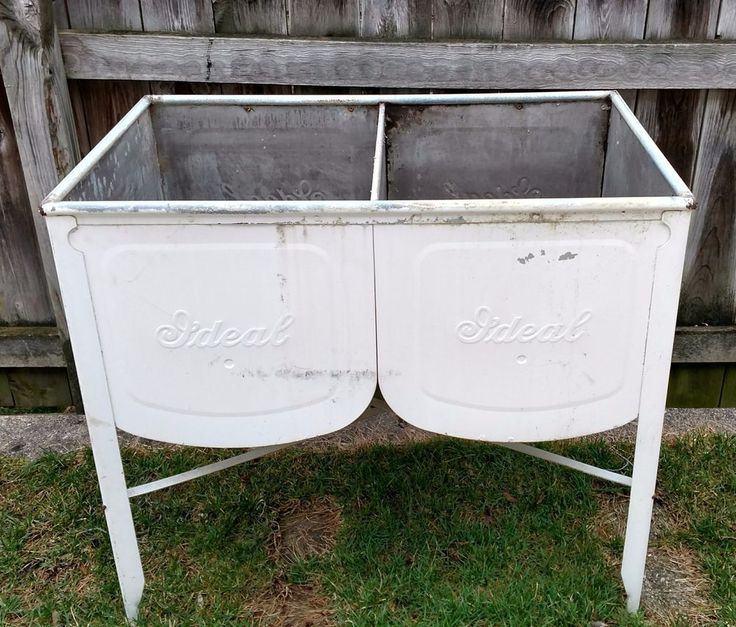 vintage Ideal double washtub | Sporting Goods, Hunting, Reloading Equipment | eBay!