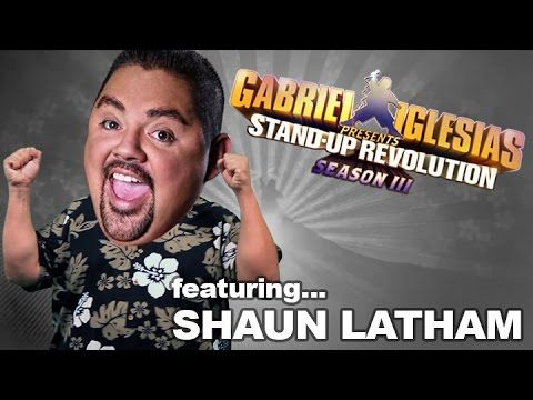 Shaun Latham - Gabriel Iglesias presents: StandUp Revolution! (Season 3)