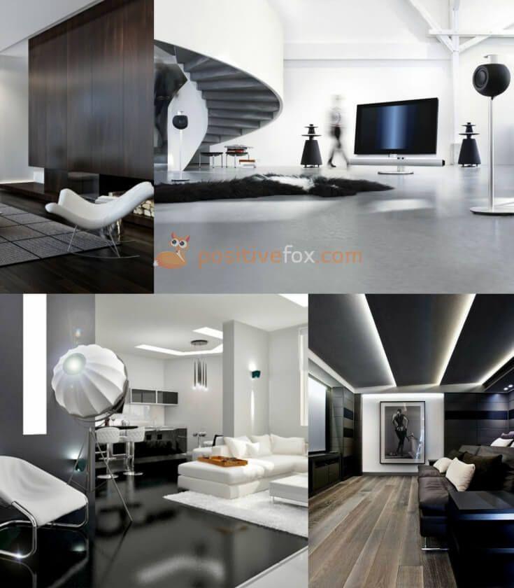 Living Room Ideas Best Living Room Interior Design Ideas High Tech Interior Living Room Interior Interior Design Living Room Decor
