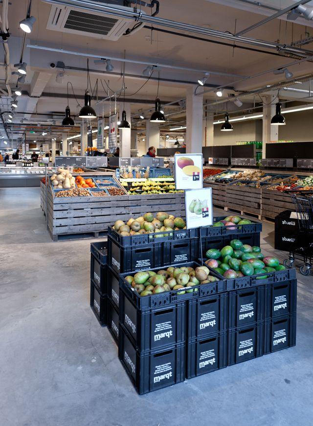 Marqt Rotterdam, Binnenrotte | HEYLIGERS design + projects