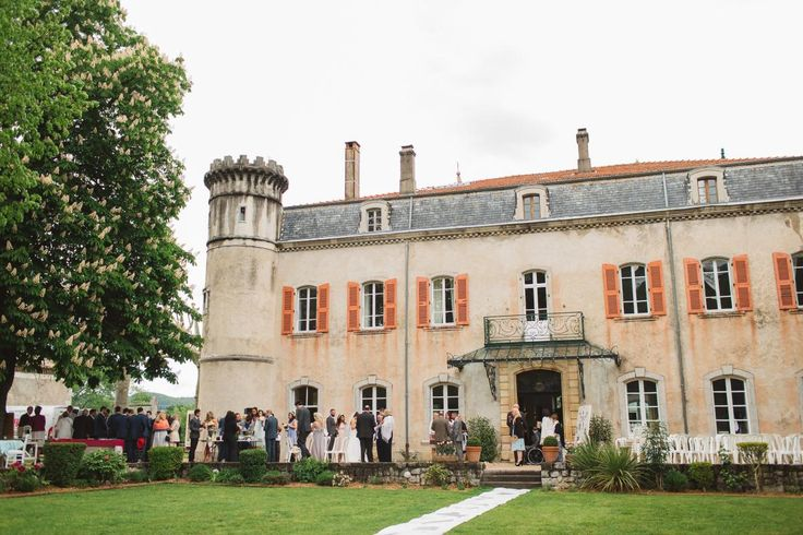 Chateau du Bijou -  wedding in France #RealWedding #BijouRealWedding #ChateauduBijou #ProvenceWedding #WeddinginFrance #BijouWeddingVenue