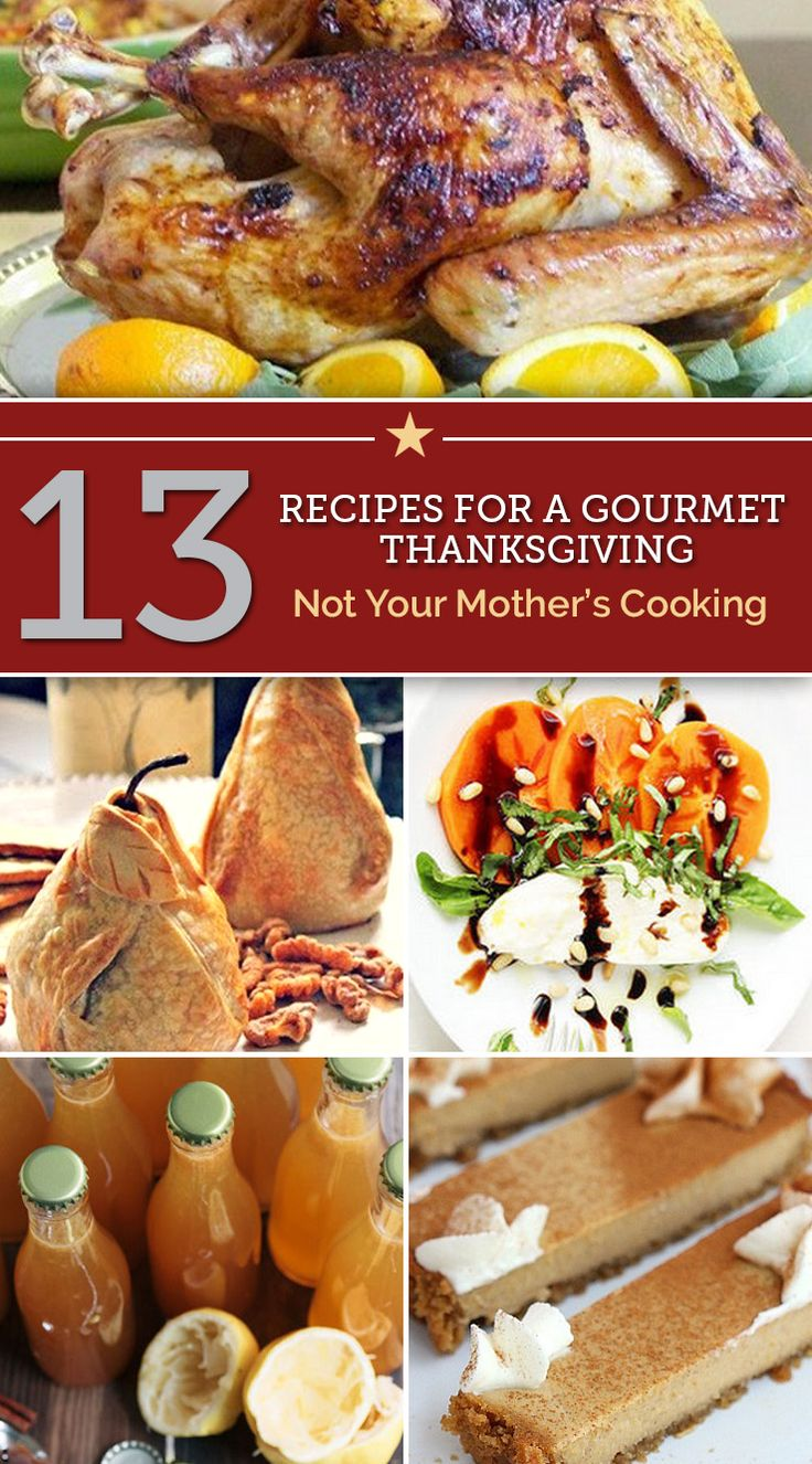 Not Your Mother's Thanksgiving: A Twist on the Classics ~ Exclusive Recipe! | thegoodstuff