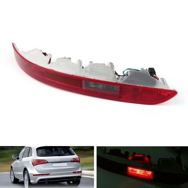 Left Lower Tail Light Lamp Rear Reverse Bumper Light For Audi Q5 09 15 4 Door Audi Audi Q5 Headlight Covers