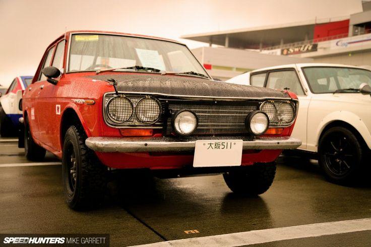 Safari Rally 510