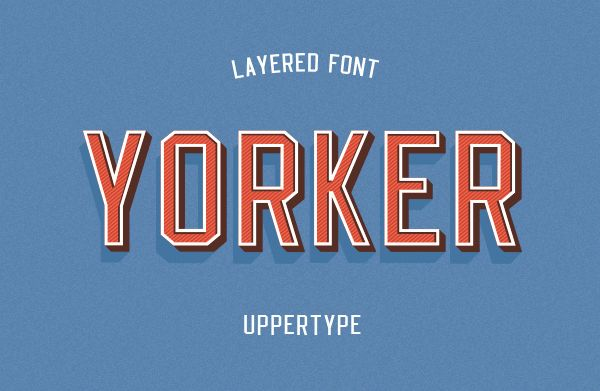 Yorker font on Typography Served