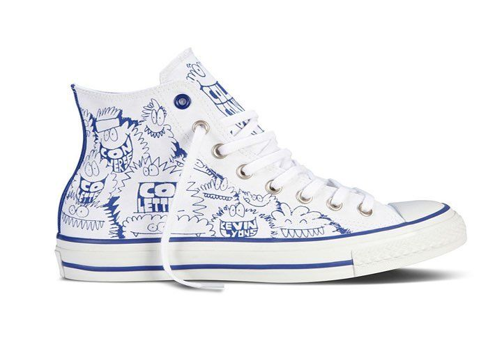 """900 Likes, 16 Comments - Kevin Lyons (@klyonsnatborn) on Instagram: """"Throwback to quite possibly my favorite collaboration with @colette ... when we made @converse…"""""""