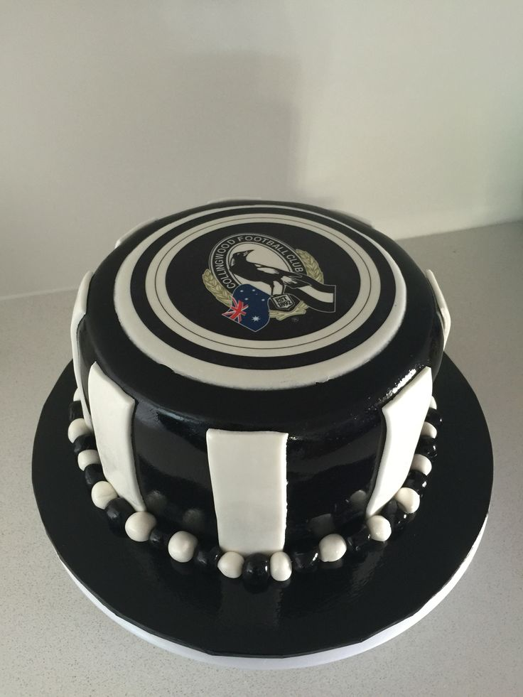 Collingwood cake