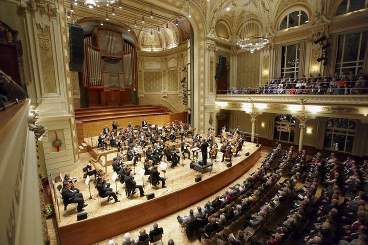 Târgu Mureș, National philharmonic,