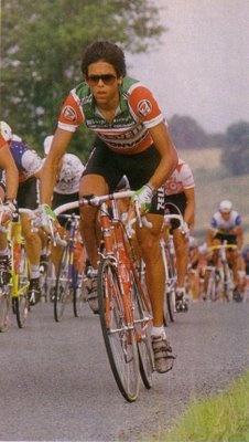 Alexi Grewal in his prime. I'll never forget the road race at the 1984 Olympics when Grewal beat Steve Bauer to win gold. I could have cried.