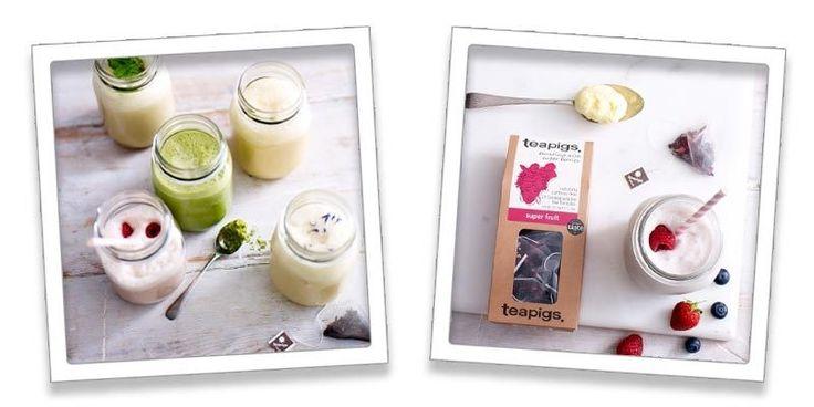 teapigs teashakes - the perfect summer companion