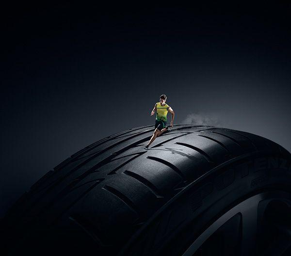 Bridgestone Lenticular Ad on Behance
