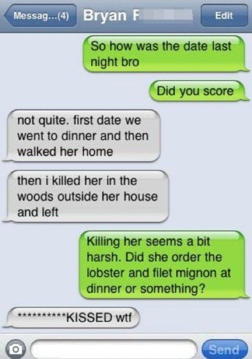 Because who doesn't love a trolling autocorrect? <--- 35 Most Concerning Autocorrect Fails