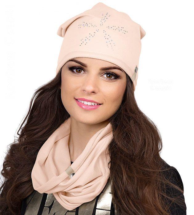 Wiosenny Komplet Czapka I Komin Viva Star Rozm 56 60 Cm Wiosna Czapka Moda Style Fashion Czapkidamskie Czapkiwiosenne D Fashion Baseball Hats Band