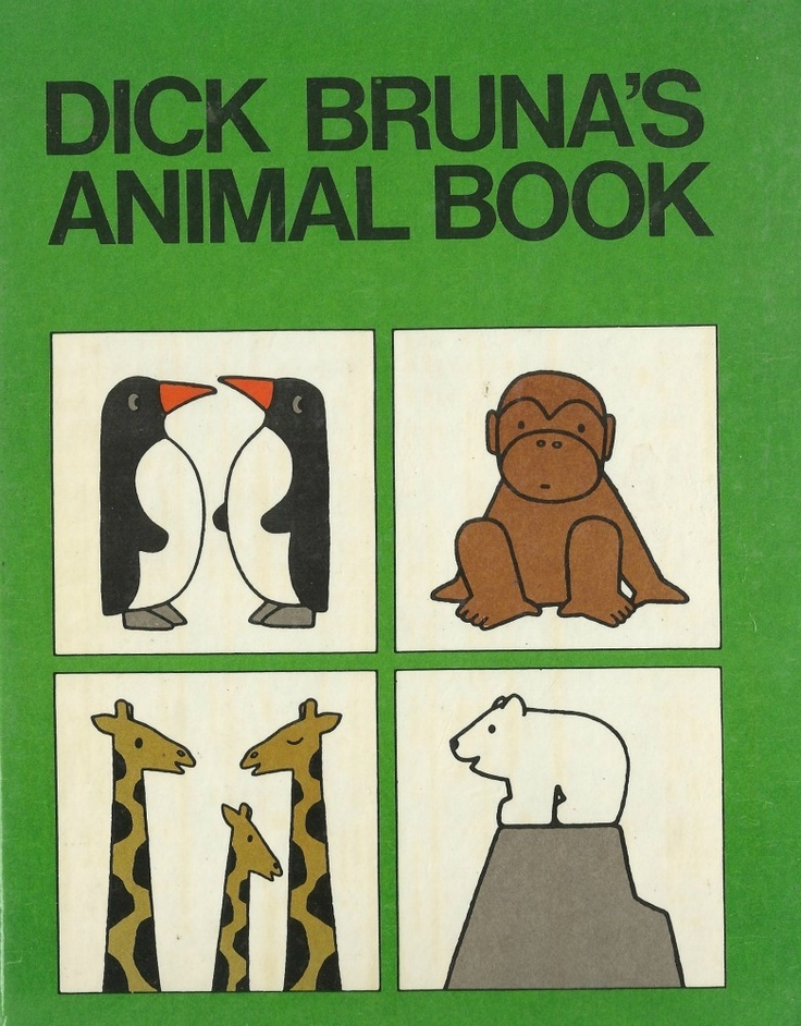 Kickcan & Conkers — Dick Bruna's Animal Book