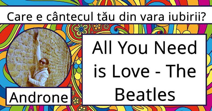Care e cântecul tău din vara iubirii?