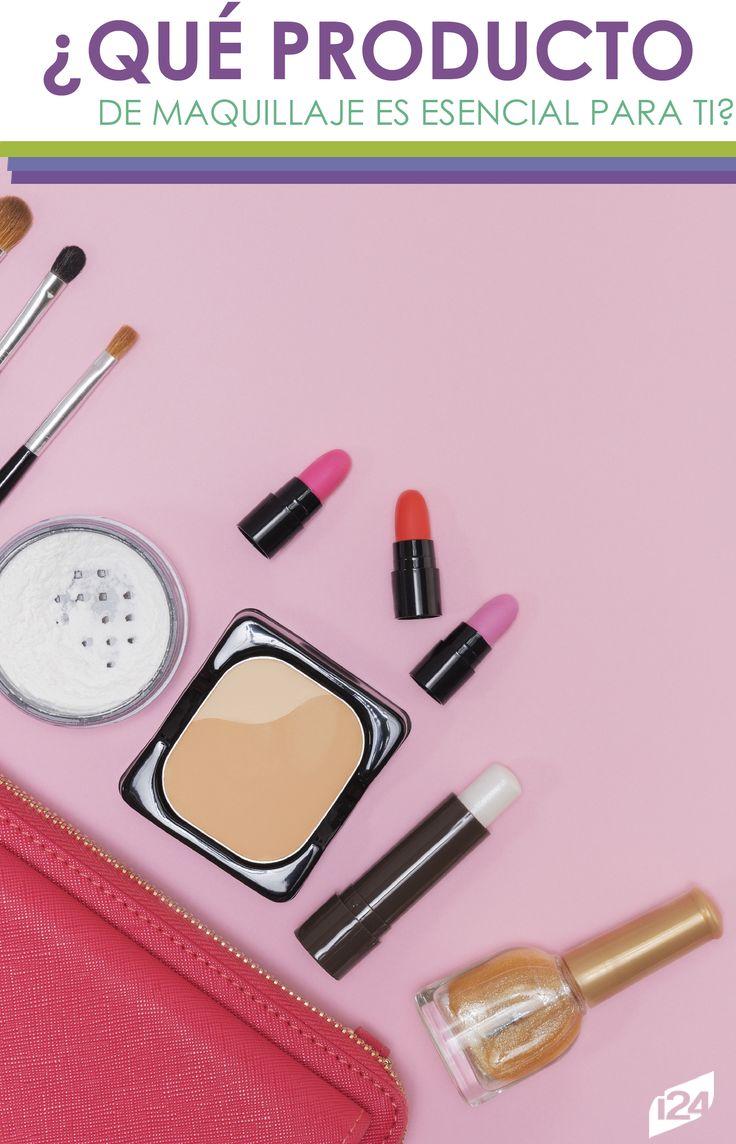 Nosotras las mujeres compartimos el amor por el maquillaje, pero te has preguntado ¿Qué producto no debe faltar en tu cartera? Aquí te enseño 4 esenciales que siempre debes tener a la mano. #MakeUp #Belleza