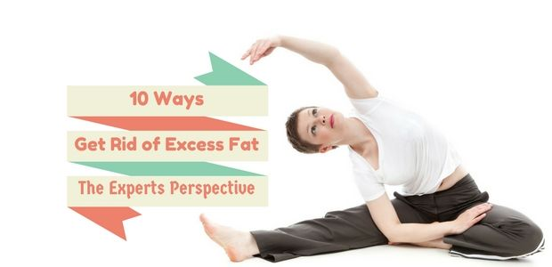 Losing Weight needn't involve fad diets or punishing yourself, here are some practical ways to get rid of excess fat.   #LoseWeight #WeightLoss #GuestPost