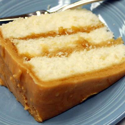 Classic Southern Caramel Cake...if you have never had this, you are missing out.