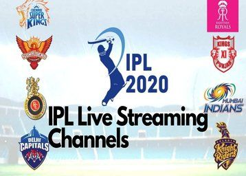 Ipl Live Streaming Channels In India 2020 In 2020 Ipl Live Live Streaming Streaming