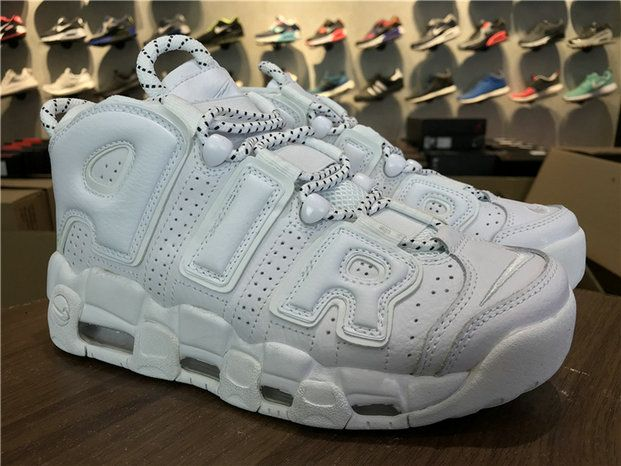 Nike Air More Uptempo 414962-106 Pure