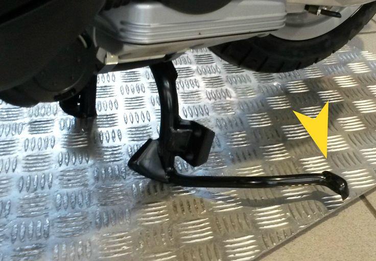La guida definitiva per tirare su sul cavalletto anche gli scooter più pesanti!